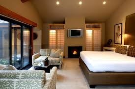 interior fascinating zen bedroom decor with natural wood color