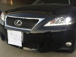 lexus is 250 for sale ebay ca fs led 06 13 is250 350 ebay headlights w hid bulb clublexus