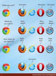 Who Are We Browsers Meme - what are we browsers by carlangelo30 meme center