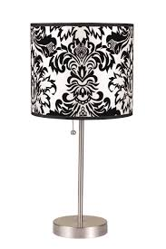 White Table Lamps Black And White Table Lamps Lighting And Ceiling Fans