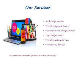website design services perth web design services