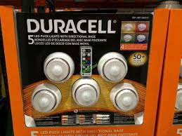led puck lights costco costco 689314 duracell 5pk led puck lights box costcochaser