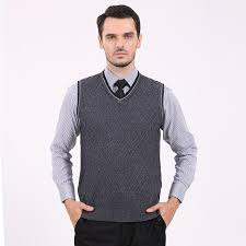mens sweater vests 2018 wholesale 2016 winter s sweater knitted vests