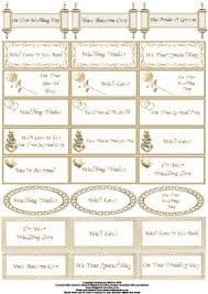 wedding captions wedding captions in gold cup51643 56 craftsuprint