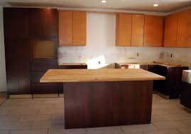kitchen island with butcher block top on2go stunning dazzling cherry kitchen islands rectangle shape brown cherry kitchen island pale brown wooden countertop cherry