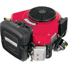 briggs u0026 stratton vanguard v twin vertical engine with electric