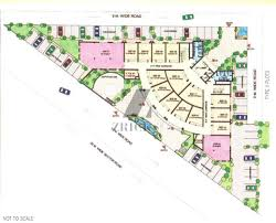 Triangle Floor Plan by Ansal Api Palam Triangle Sector 23a Ambattur Estate Road