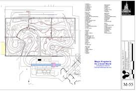 World Floor Plans Floor Plan Of The Its A Small World Ride All Things Disney