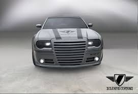chrysler grill chrysler 300c front grille u2013 xclusive customz
