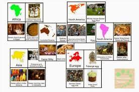 free montessori inspired cards easter around the world