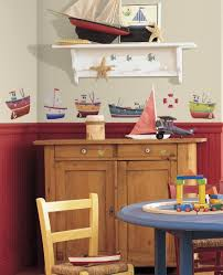 kids room nautical theme colorful kids rooms regarding nautical