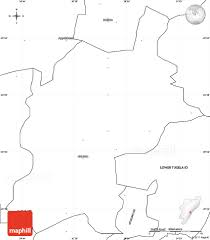 Blank Map Of African Countries by Blank Simple Map Of Ndwedwe O