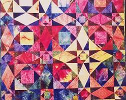 pdf quilt pattern after the storm combines the