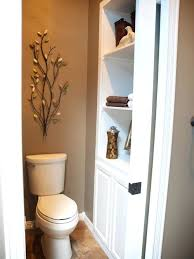 bathroom linen closet ideas enchanting bathroom closet door ideas 100 images best 25 small