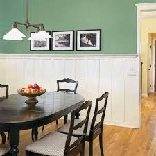 dining room wainscoting white stylish dining room wainscoting