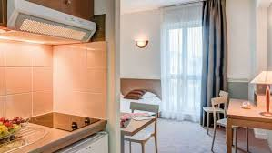cuisine centre le mans centre ville aparthotel your appart city aparthotel in le