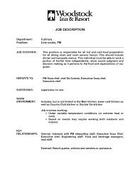 Cook Resume Examples Line Cook Resume Examples Sidemcicek Com