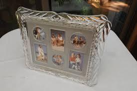 luxury austria mikasa lead crystal picture frame palmsuite 8