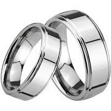 Couple Wedding Rings by Ring Bridal Wedding Ring Tungsten Carbide Ring Scratch Free