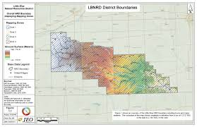 Map Of Counties In Nebraska Hydrogeologic Study