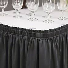 Gourmet Table Skirts Table Covers Sam U0027s Club