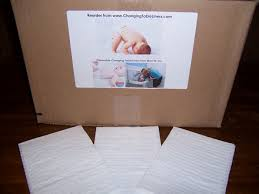Disposable Changing Table Liners 13 X 18 White Changing Pads Kare Inc Changing Table Liners