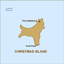 health information for travelers to christmas island australia