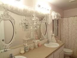 Shabby Chic Bathroom by 15 Photos Shabby Chic Bathroom Mirrors Mirror Ideas