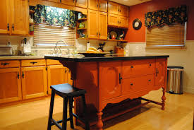 buffet kitchen island repurposed antique buffet transformed into an eat at kitchen