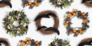 11 best halloween wreaths for 2017 spooky and chic halloween
