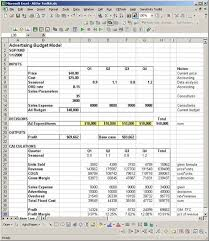 Sensitivity Analysis Excel Template Purpose This Tool Allows The User To Create Tornado Charts For A