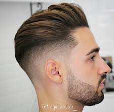 best hairstyle for man 2017 agusbarber slicked back mens haircut
