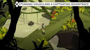 lara croft go android apps on google play
