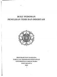 format proposal disertasi ugm panduan thesis ugm
