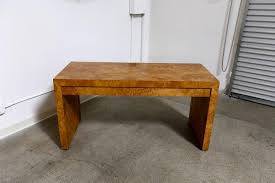 Hekman Sofa Table Burled Wood Writing Desk By Hekman Furniture Company At 1stdibs