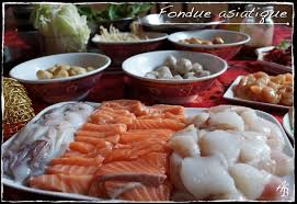 cuisiner viande à fondue fondue asiatique terre mer air l atelier de boljo