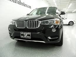 2015 used bmw x3 x3 xdrive35i xline at elite auto brokers serving