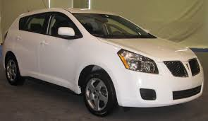 2008 pontiac vibe information and photos zombiedrive