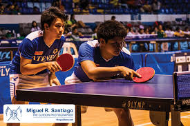 table tennis games tournament ateneo paddlers ready to fight