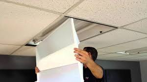 installing lights in ceiling suspended ceiling fluorescent lights 10 tips for installing