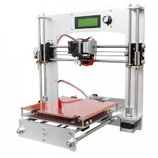 Muito Geeetech Aluminum Prusa I3 3D Printer kit [800-001-0370] - $269.00  #XQ09