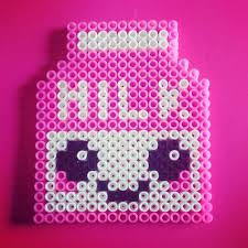 220 best perler bead food and drink images on pinterest
