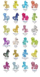 My Little Pony Blind Bags Box 141 Best Toys Images On Pinterest Vinyl Figures Ponies And Blind