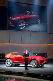 Lamborghini Urus Suv Lamborghini To Introduce Suv In 2018