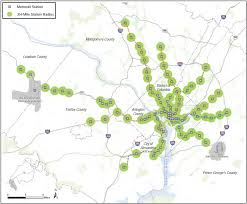 Dc Metro Bus Map by Which Transit Expansion Ideas Are Possible Which Aren U0027t