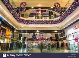 christmas decorations shopping centre stock photos u0026 christmas