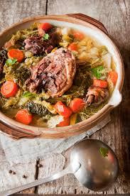 recette de cuisine traditionnelle garbure recette traditionnelle la cuisine de nathalie