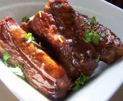 cuisiner travers de porc travers de porc à la citronelle recette de travers de porc à la
