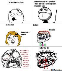 Nerd Rage Meme - nerd rage by dbear meme center