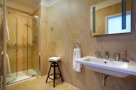 Bathroom With Shower Two Bedroom Balcony Apartment Prague 1 Old Town Prague Stay